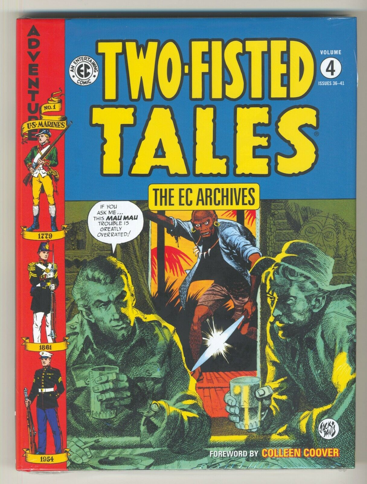 ISBN 9781506708492 product image for Ec Archives: Two-fisted Tales, Vol. 4 [hc] | upcitemdb.com