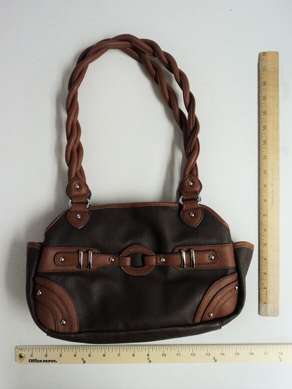 e6f29acc4b07 Details about *NEW* Women's ROSETTI Cocoa Brown Tan Purse Ladies Hand Bag  Style Ladies Tote
