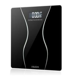 Kyпить 400lb Backlit LCD Digital Bathroom Body Weight Scale Tempered Glass + Batteries на еВаy.соm