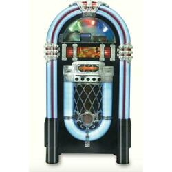 Kyпить Retro Color-Changing Bluetooth Jukebox Full-size Wireless Music Player на еВаy.соm