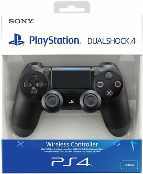 Sony PlayStation CONTROLLER PS4 DUALSHOCK 4 BLACK V2