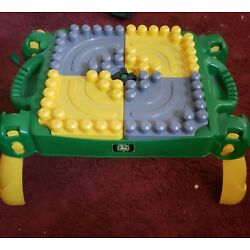 Kyпить RARE MEGA BLOKS FIRST BUILDERS JOHN DEERE Play Table SET 80854 на еВаy.соm