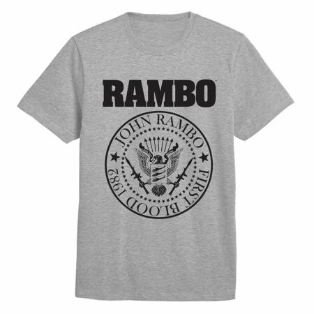 img-Rambo - First Blood Seal - Official Mens T Shirt