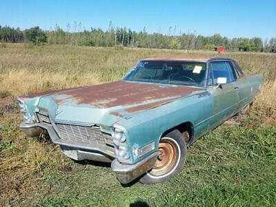 1968 68 Cadillac Coupe DeVille WILL NOT PART OUT