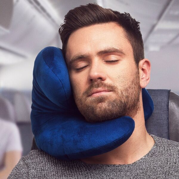 J-pillow Travel Pillow s/m - British Invention of the Year - From the Inventor
