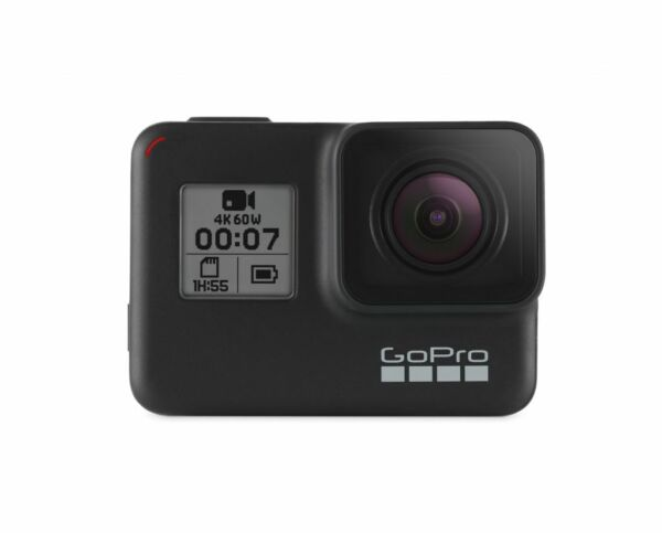 Videocamera GoPro HERO7 Black con Action Cam 4K  per video incredibilmente fluid