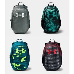 New Under Armour Boys & Girls Youth Scrimmage 2.0 Backpack Choose Color MSRP $45