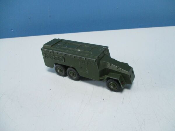 dinky 677 command vehical