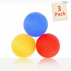3 Pack Stress Relief Ball for Adult Anxiety and Sensory Toys for Kids with ADHD