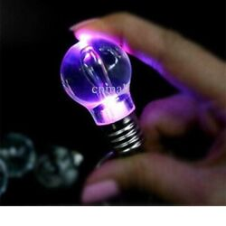 Kyпить Bulb Colors LED Light Keychain Ring Keyring Gift на еВаy.соm