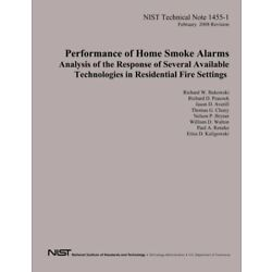 Performance Of Home Smoke Alarms Analysis Of The Response Of Several Availa...