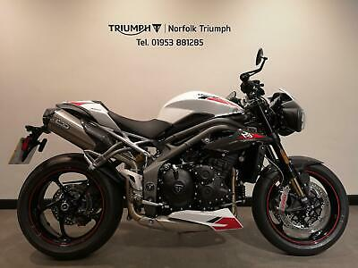 Triumph Speed Triple RS 2019 Delivery Miles Only Super Saving