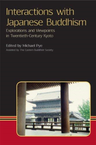 Royaume-UniPye Michael-Interactions With Japanese Buddhism ( And View BOOK NEUF