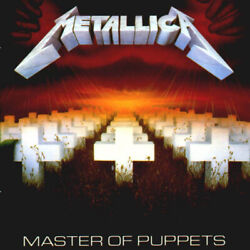 Kyпить Master Of Puppets - Metallica CD Sealed ! New ! на еВаy.соm