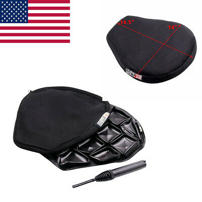 US Store Air Pad Motorcycle Seat Cushion Large 14