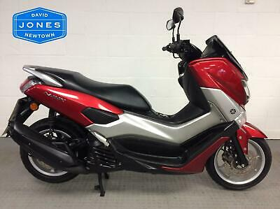 Yamaha GPD125-A NMAX 125 ABS Scooter 2015 / 65 - Low Mileage 5380