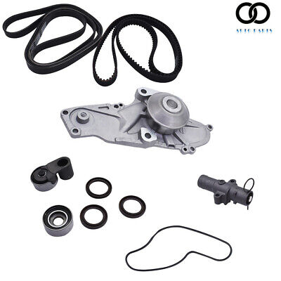 Fit for Honda/Acura V6 High Quality Timing Belt & Water Pump Kit Factory Parts