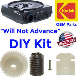Kyпить Repair Kit For Kodak Carousel Slide Projector w/Focus Motor (Not Advancing) на еВаy.соm