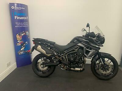 """2016 """"66"""" TRIUMPH TIGER 800 XR ABS """"WOW ONLY 6,400 MILES"""""""