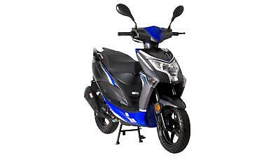 Lexmoto Echo + 50cc Scooter New 2020- Now only £49 OTR Charges on this Model