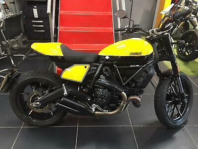 Ducati Scrambler FULL THROTTLE 2019 BIKE ONLY 690 MILES