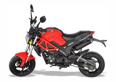 WK Colt 125cc Like Grom - New 2021 - In Stock for immediate delivery only 2 left