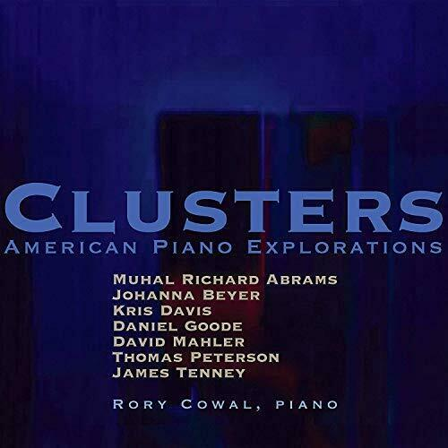 Royaume-UniRory Cowal-Clusters American Piano  CD NEUF