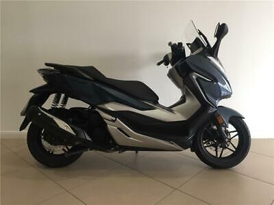 2018 Honda FORZA 300 ABS Super Scooter Petrol blue Automatic