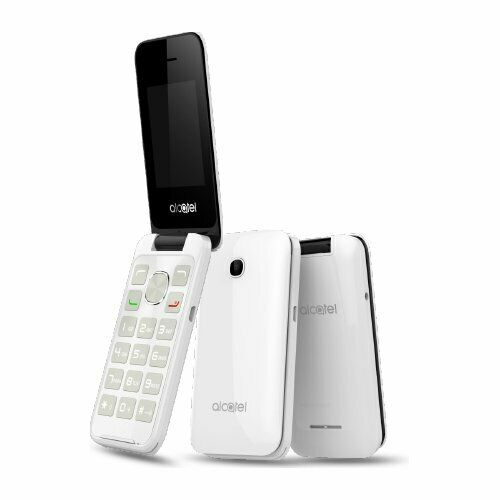 Cellulare Alcatel OneTouch 2051D Bianco