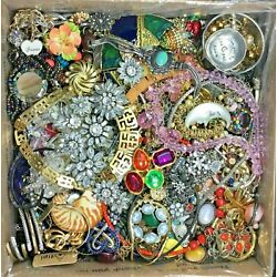 Kyпить Jewelry Lot ALL Good Wear Resell Brooch Art Estate Vintage Modern 5 Pc NO Junk  на еВаy.соm