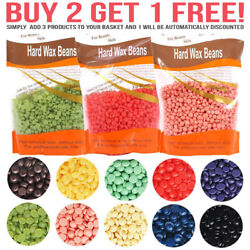 Kyпить Hard Wax Beads Beans For All Waxing Types Depilatory Hair Removal Warmer Heater на еВаy.соm