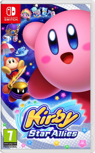 Nintendo Kirby Star Allies Basic Nintendo Switch ITA videogioco Kirby Star Allie