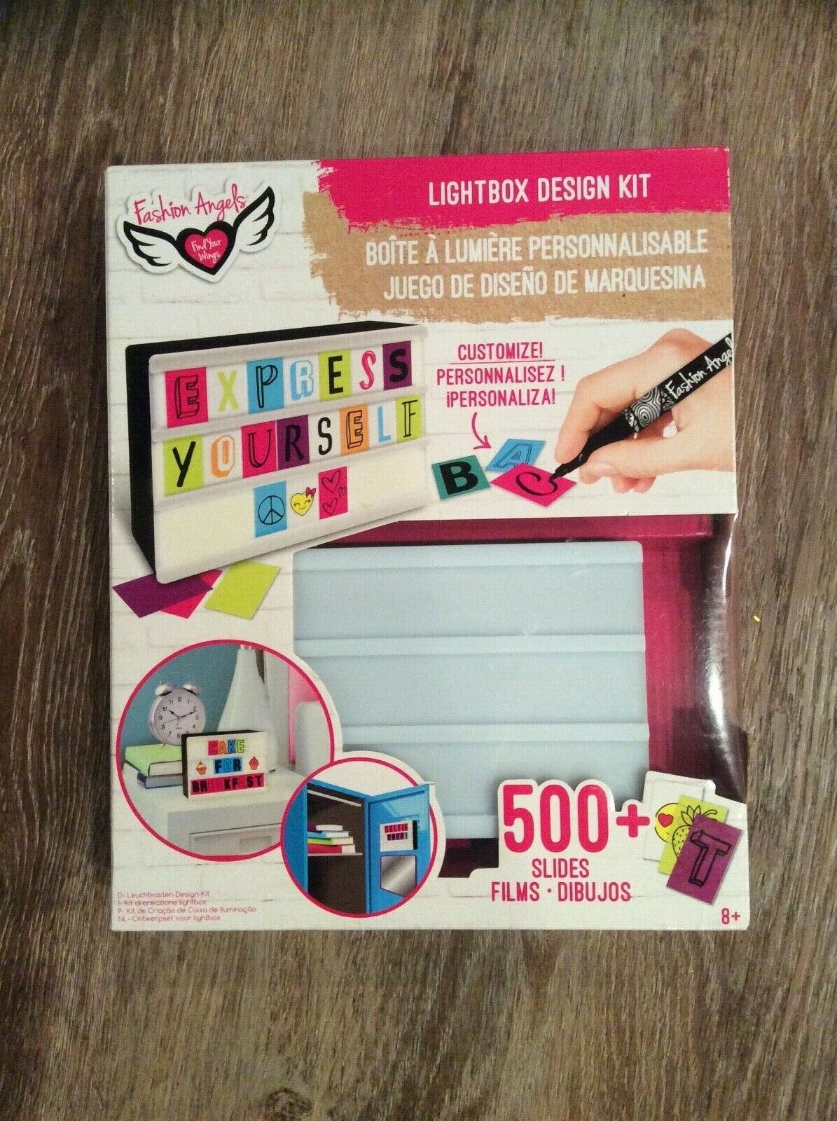 Upc 787909121332 Light Box Design Kit Upcitemdb Com