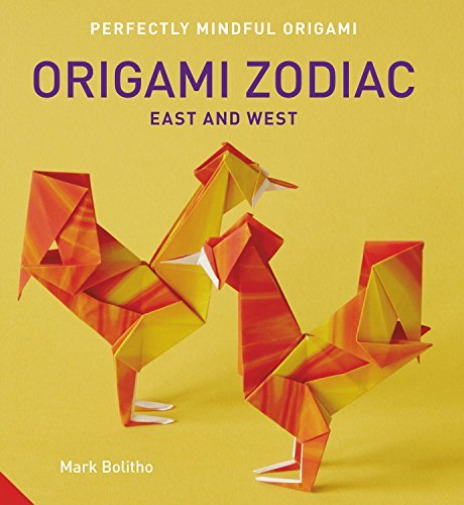 Royaume-UniBolitho, Mark- Mindful Origami - Origami Zodiac East And West BOOK NEUF