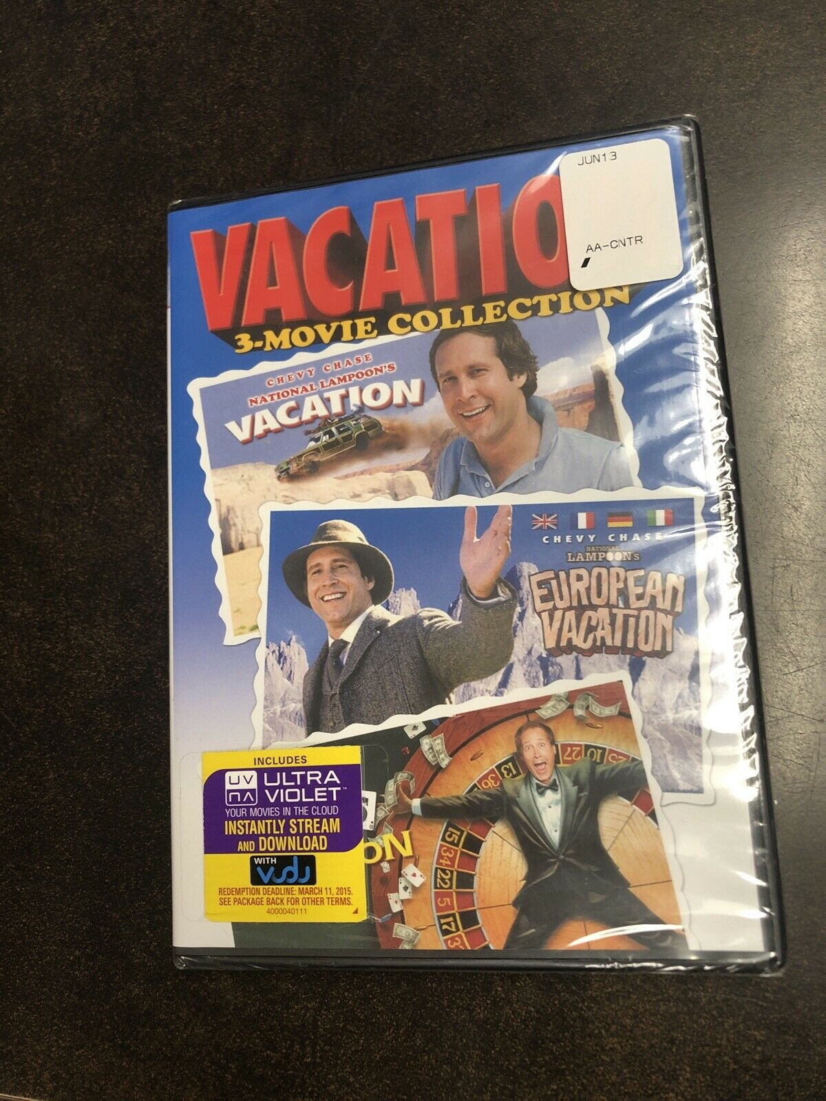 UPC 883929321827 - National Lampoon's Vacation 3 Movie ...