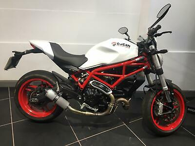 Ducati MONSTER 797 PLUS 2018 18 BIKE BEST VALUE ONE FOR SALE TODAY