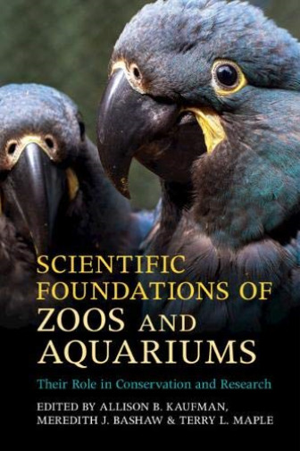 Royaume-UniAllison B Kaufman-Scientific Foundations Of Zoos And s BOOK NEUF
