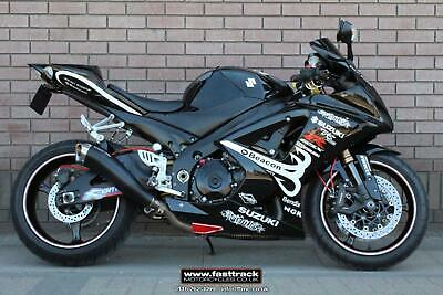 SUZUKI GSXR 1000 K7 2008 - VIDEO TOURS AVAILABLE - CONTACTLESS DELIVERY