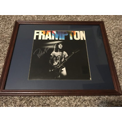 Kyпить Peter Frampton Signed Autographed Framed LP Album на еВаy.соm