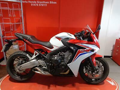 Honda CBR650f 2015 abs Great condition & Low miles.