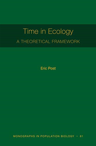 Royaume-UniPost Eric-Time In Ecology BOOK NEUF