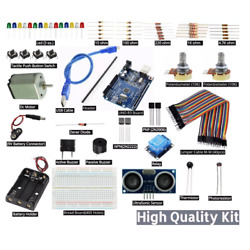 Kyпить Arduino UNO Mega 2560R3 Starter Professional Level Basic Kit for small Projects  на еВаy.соm