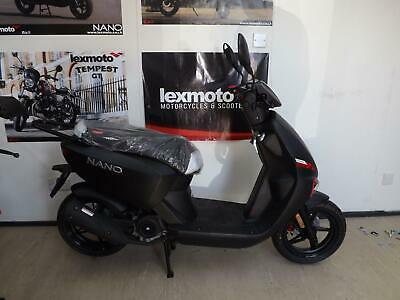 2020 Lexmoto Nano 50cc Scooter, moped, commuter, learner legal  -  IN STOCK