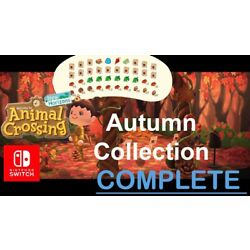 Kyпить ACNH | All Autumn Fall Seasonal ????Pack DIYS & LOTS of Materials????FAST DELIVERY???? на еВаy.соm