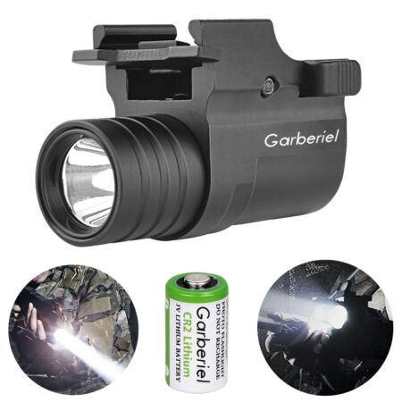 img-Tactical XP-G2 LED Hunting Torch Rifle Gun Light Flashlight Pistol Mount Lamp