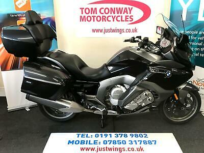 BMW K1600 GTL E, 2017(17), 1 OWNER. 6.079 MILES, NEW TYRES, £14995