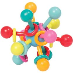 Kyпить Manhattan Toy Atom Rattle & Teether Grasping Activity Baby Toy на еВаy.соm