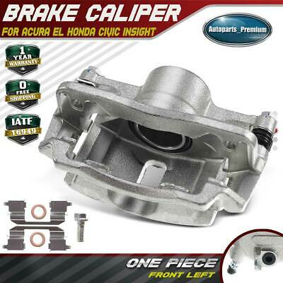 Brake Caliper with Bracket for Acura EL Honda Civic Insight Front Left or Right