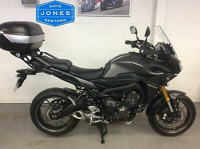 Yamaha MT09 MT 09 Tracer 2015 / 16 Matt Grey - Only 4460 miles