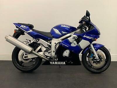 """2002 """"02"""" YAMAHA YZF R6 """"WOW ONLY 4,000 MILES FROM NEW"""""""